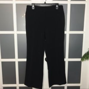 EUC Women's sz 12P, Apt. 9, Modern Fit, Black Pant